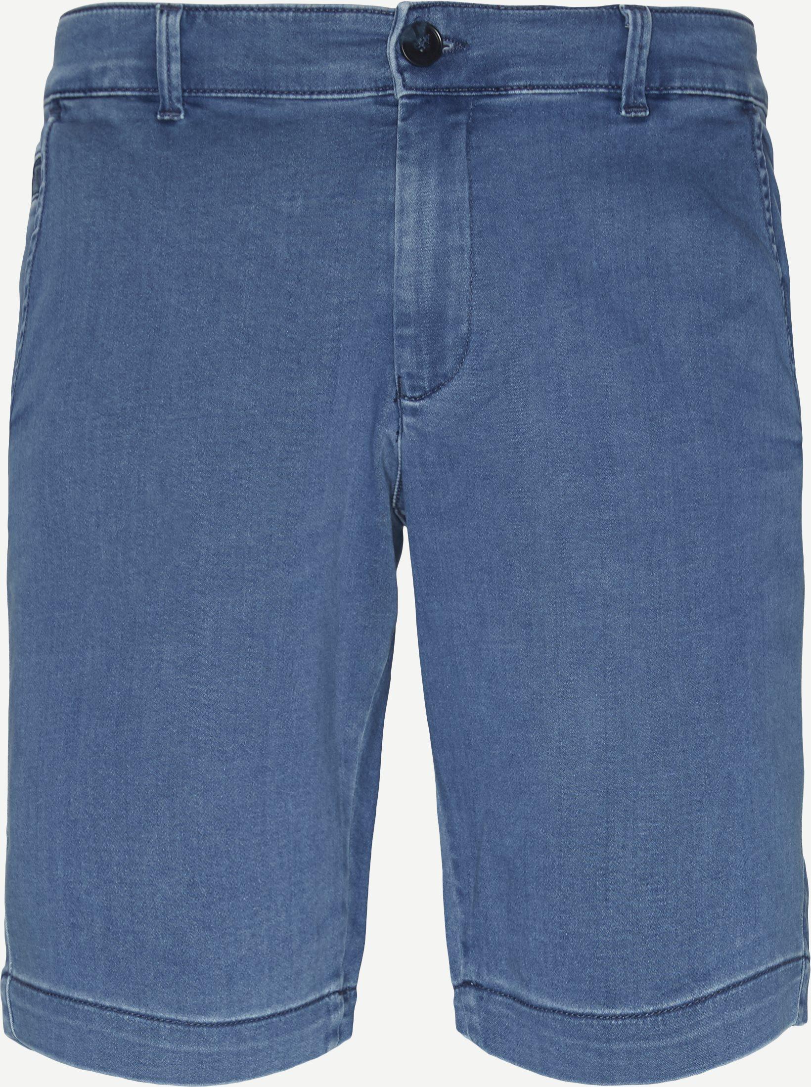 Shorts - Regular - Denim
