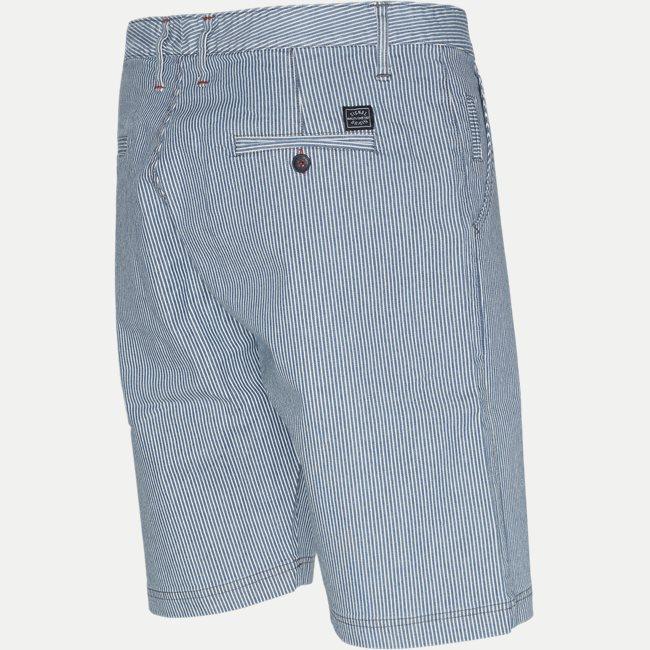 Simon Stripe Shorts