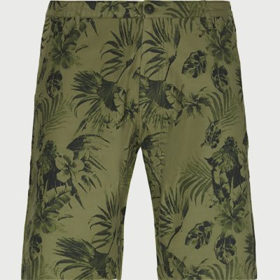 Spencer Print Shorts Regular | Spencer Print Shorts | Army