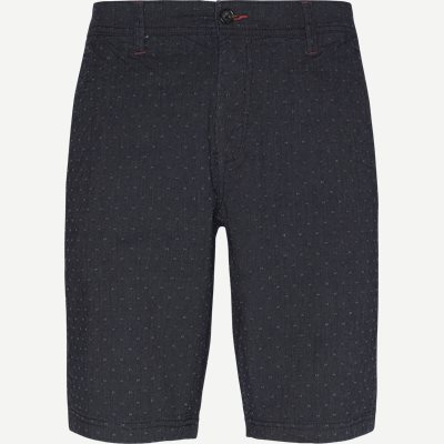 Simon Dot Shorts Regular | Simon Dot Shorts | Blå