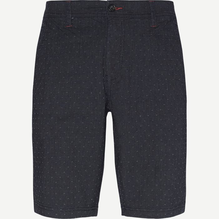 Simon Dot Shorts - Shorts - Regular - Blå