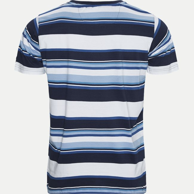 Jay Stripe Crew Neck T-shirt