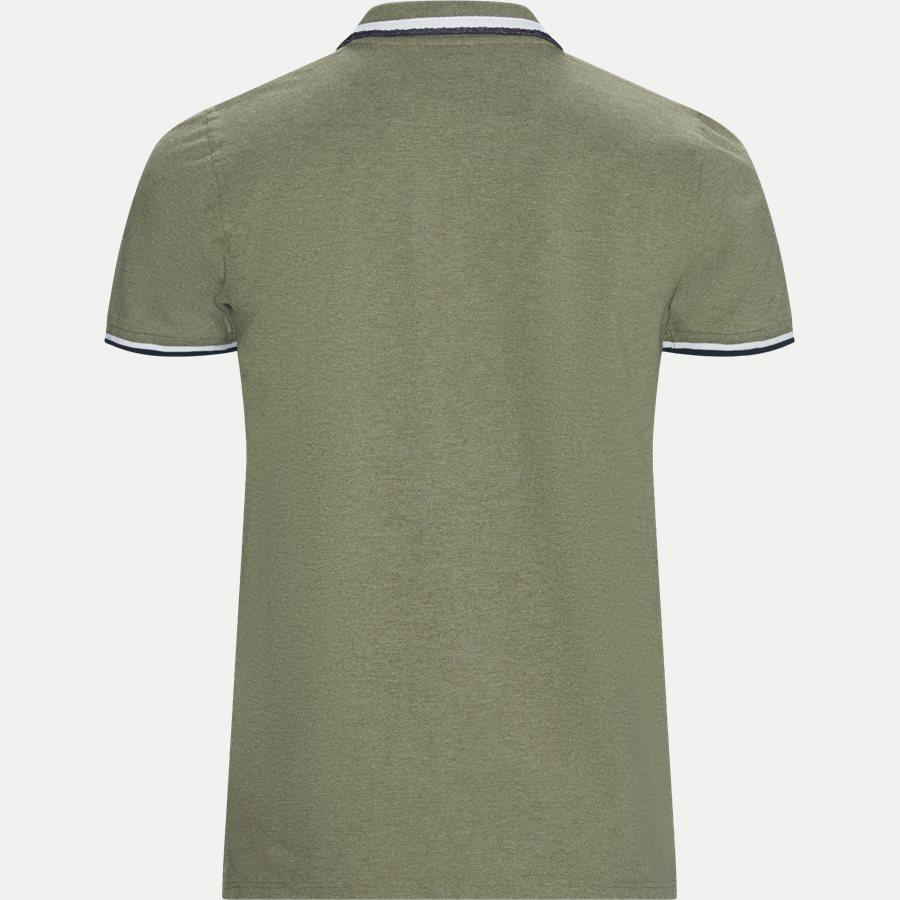 13248 67 - Gilbert CP Polo T-shirt - T-shirts - Regular - ARMY - 2