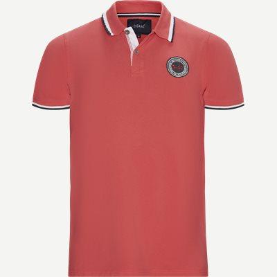 Gilbert CP Polo T-shirt Regular | Gilbert CP Polo T-shirt | Rød