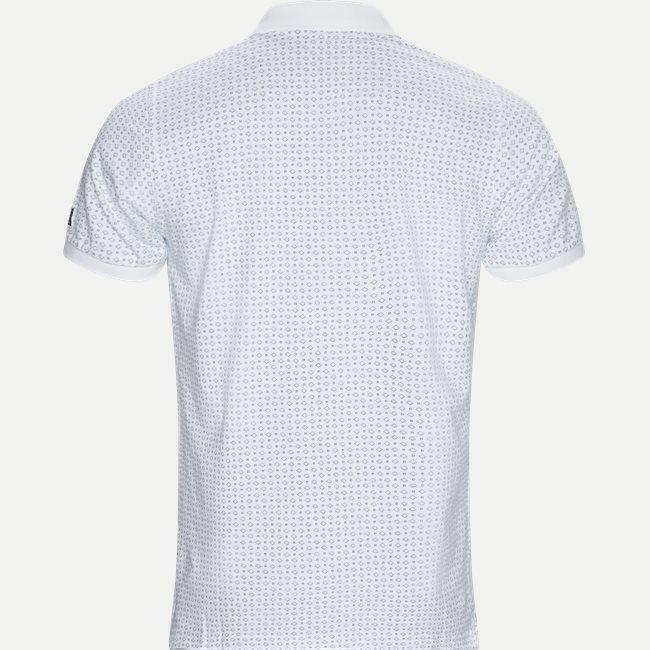 Irwing Print Polo T-shirt