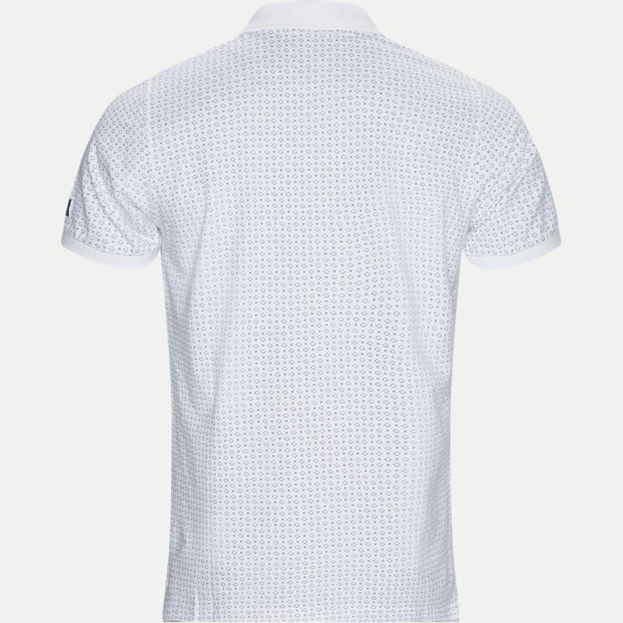 13321 1339 - Irwing Print Polo T-shirt - T-shirts - Regular - HVID - 2