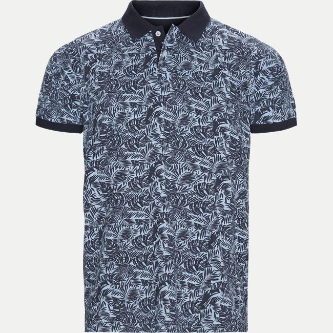 Igor Floral Polo T-shirt