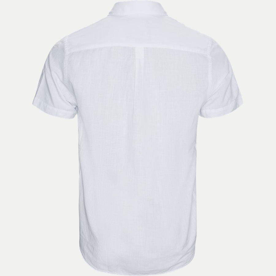 15244 987 - Kevin2 CP Kortærmet Skjorte - Skjorter - Regular - HVID - 2