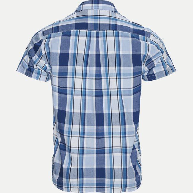 Rock Check CP Kortærmet Skjorte