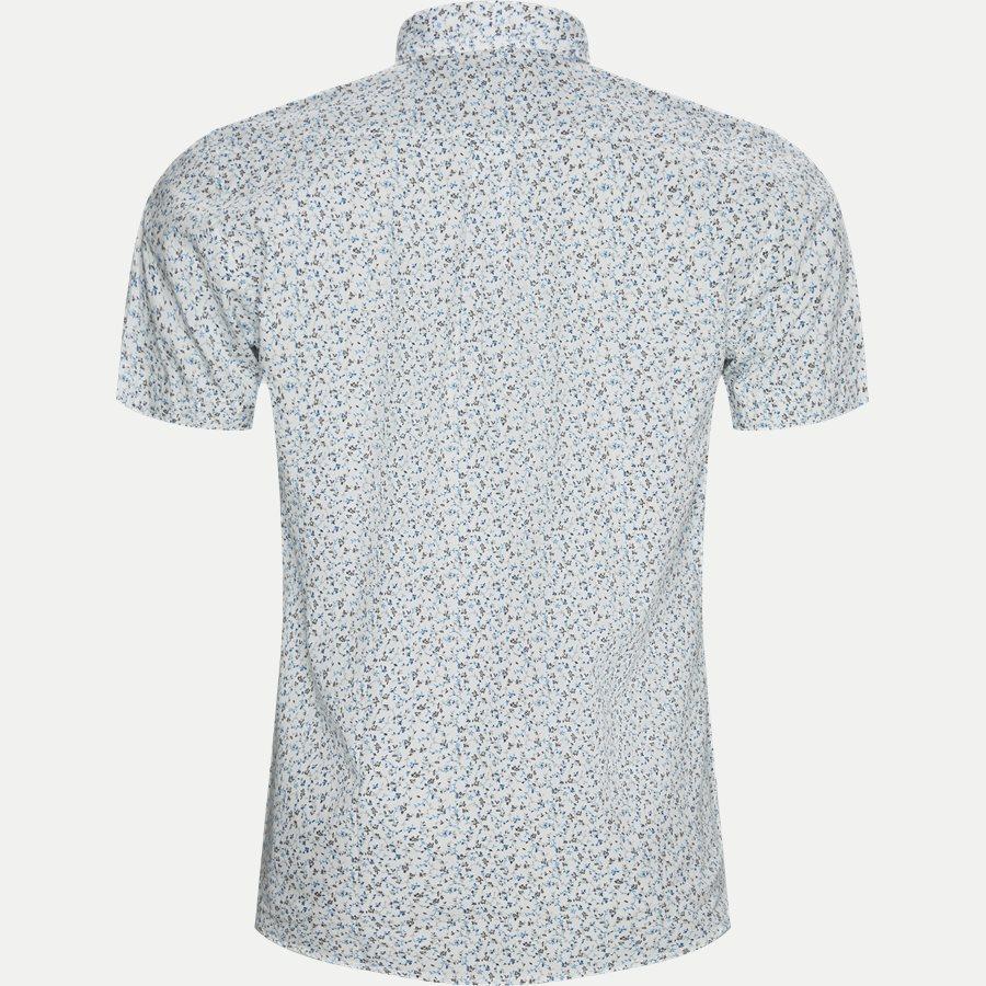 15303 1327 - Mack Print CP Kortærmet Skjorte - Skjorter - Regular - HVID - 2