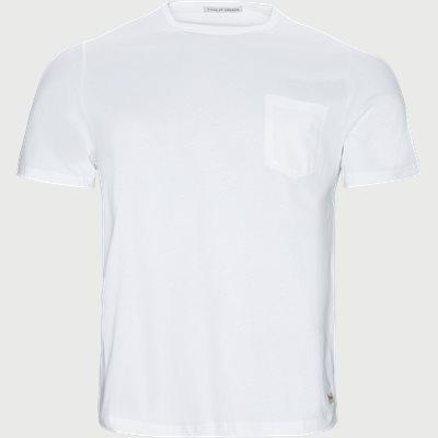 Didelot Crewneck T-shirt Regular | Didelot Crewneck T-shirt | Hvid
