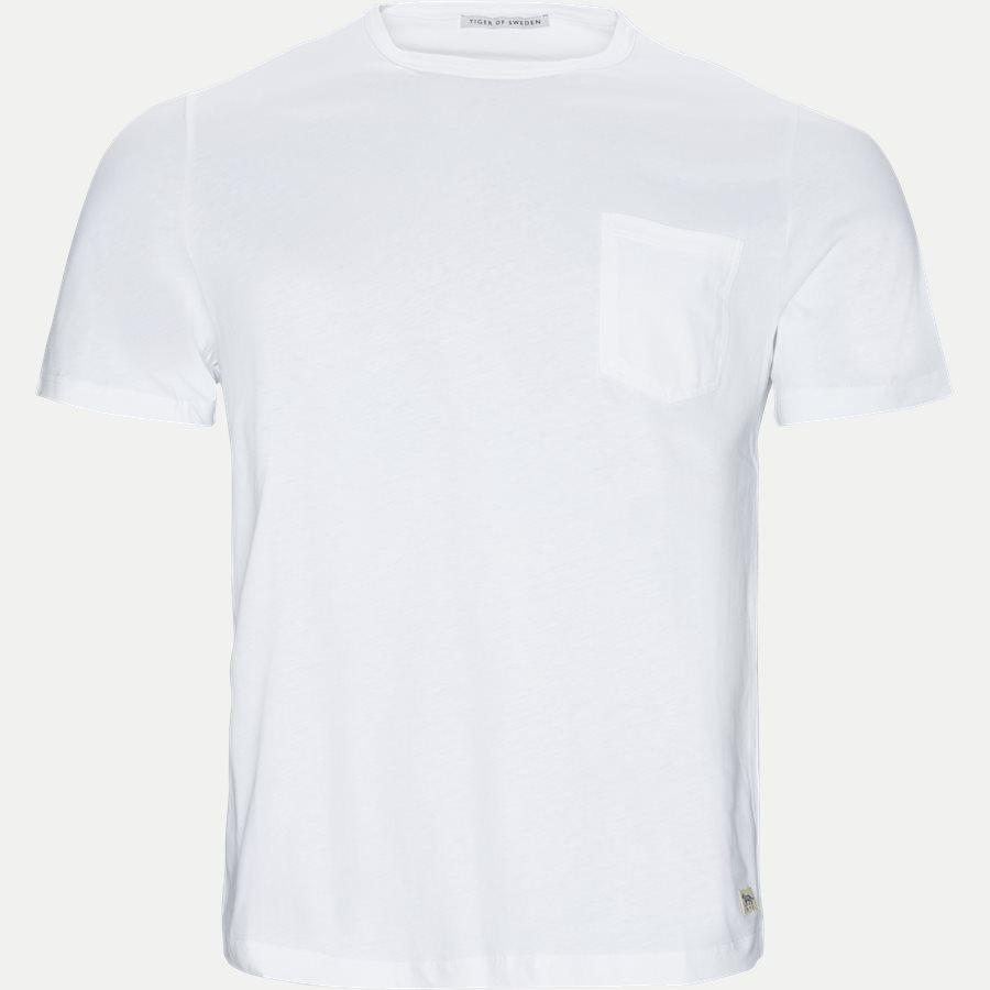 65578 DIDELOT - Didelot Crewneck T-shirt - T-shirts - Regular - HVID - 1