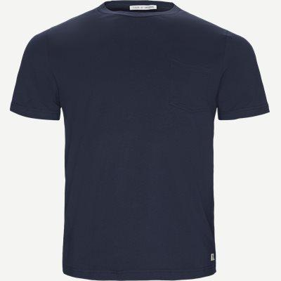 Didelot Crewneck T-shirt Regular | Didelot Crewneck T-shirt | Blå