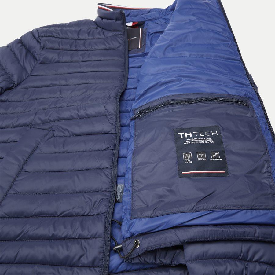 PACKABLE DOWN JACKET - Packable Down Jacket - Jakker - Regular - NAVY - 8