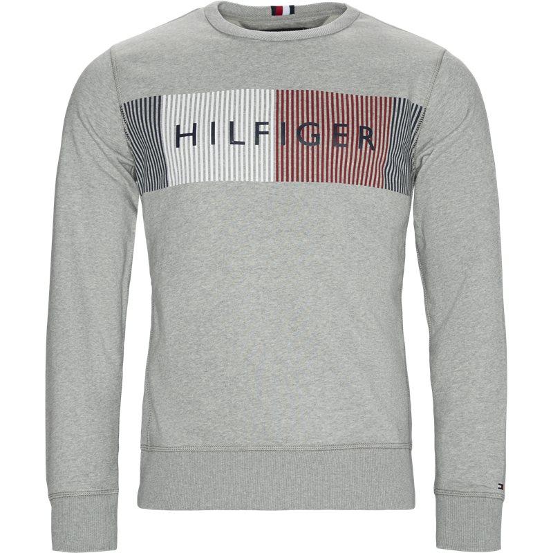 Image of   Tommy Hilfiger - Hilfiger Logo Sweatshirt