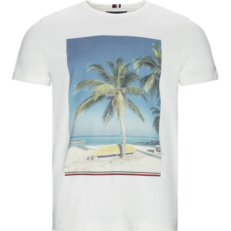 Image of   Tommy Hilfiger - Summer Photo Print Tee