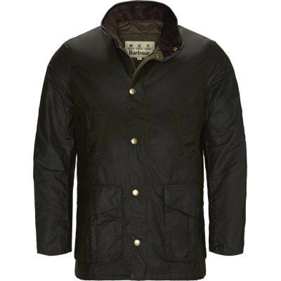 Hereford Wax Jacket Regular | Hereford Wax Jacket | Army
