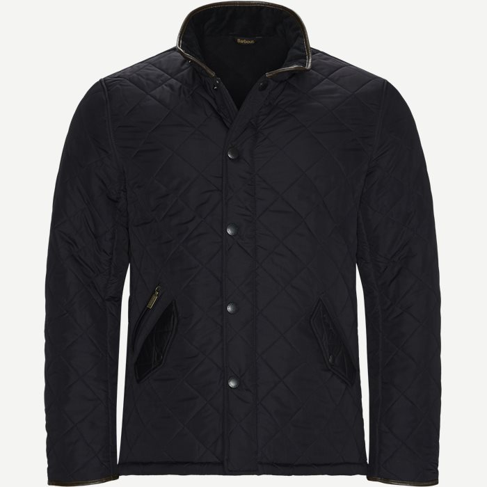 Powell Quilt Jacket - Jakker - Regular - Blå