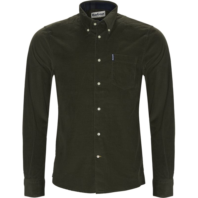 Image of   Barbour - Cord1 Tail Shirt