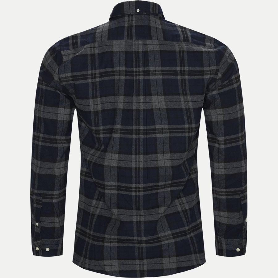 HIGHLAND CHECK19 - Highland Check Shirt - Skjorter - Tailored fit - GRÅ - 2