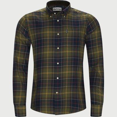 Murray Shirt Tailored fit | Murray Shirt | Army