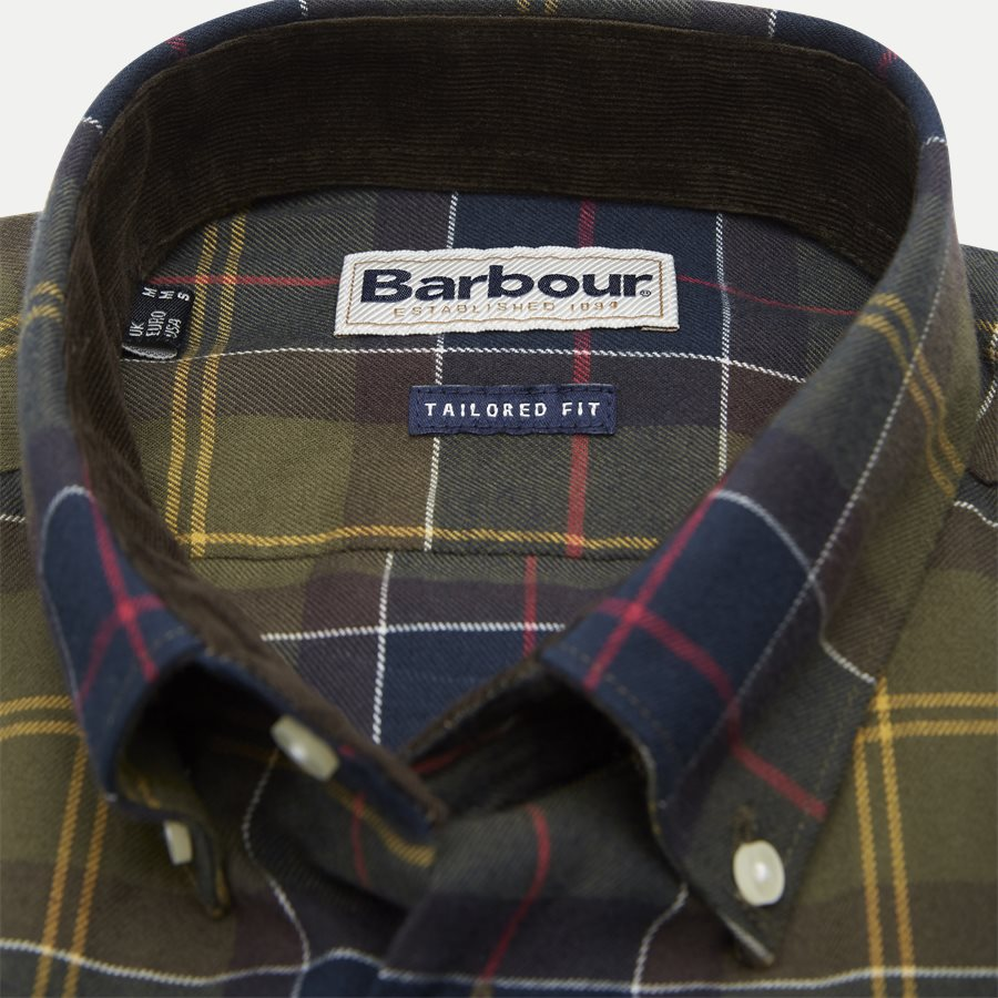 MURRAY - Murray Shirt - Skjorter - Tailored fit - OLIVEN - 6