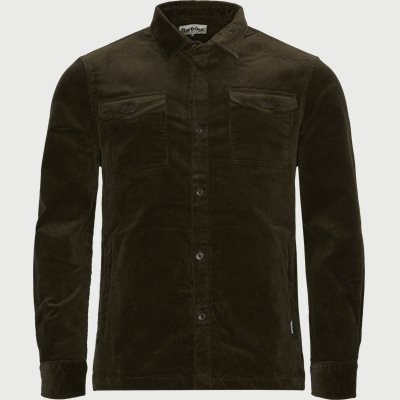 Cord Overshirt Regular | Cord Overshirt | Army