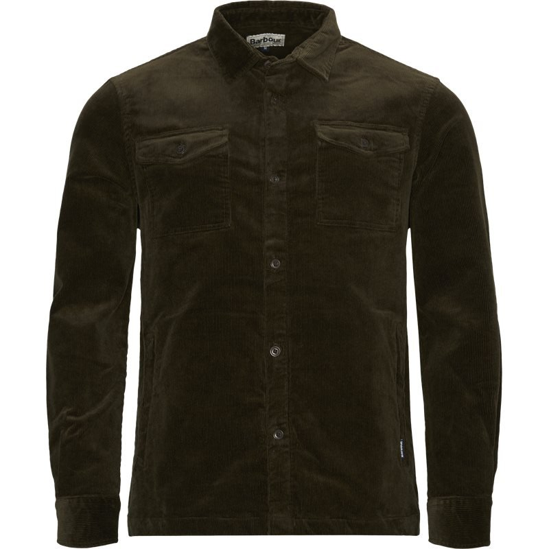Image of   Barbour - Cord Overshirt