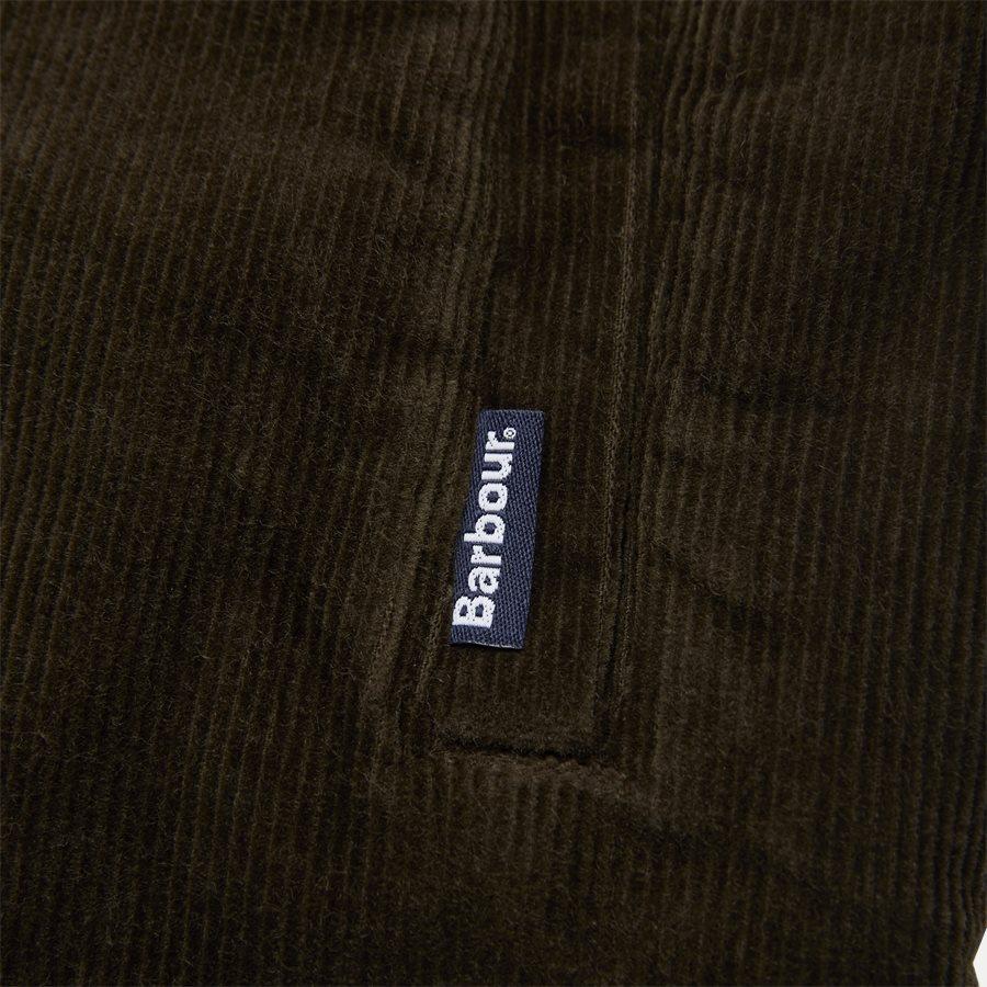 CORD OVERSHIRT - Cord Overshirt - Skjorter - Regular - OLIVEN - 5