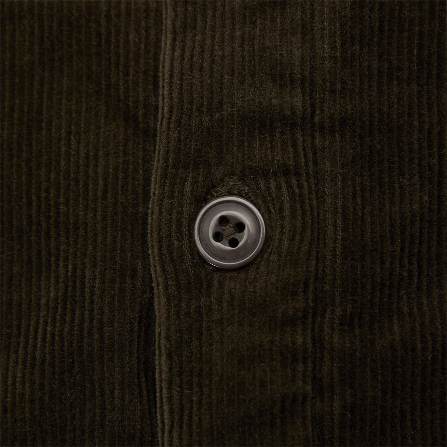 CORD OVERSHIRT - Cord Overshirt - Skjorter - Regular - OLIVEN - 7