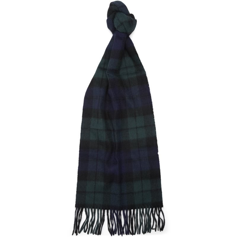 Image of Barbour - New Check Tartan Scarf