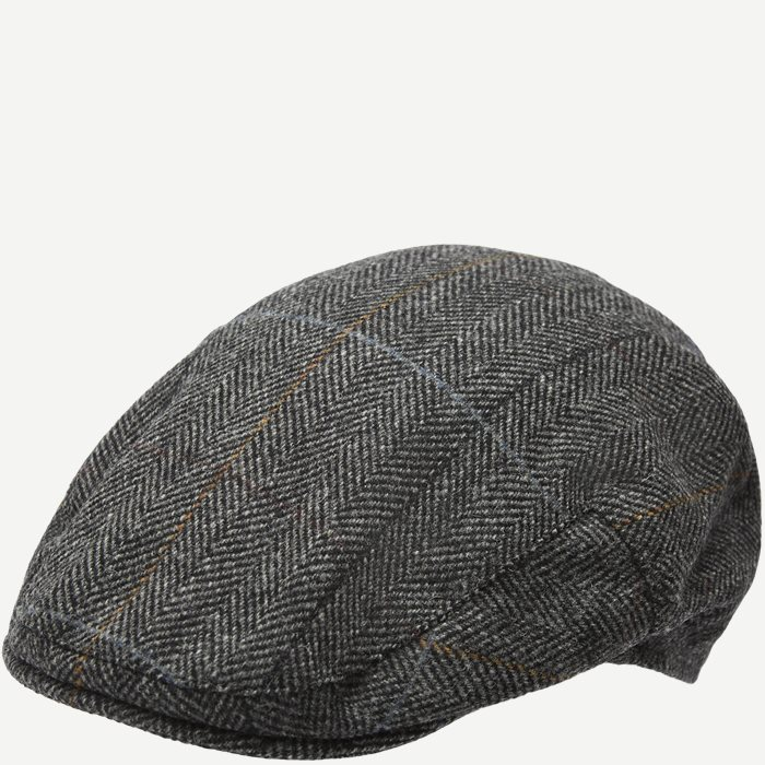 Crief Cap - Caps - Grå