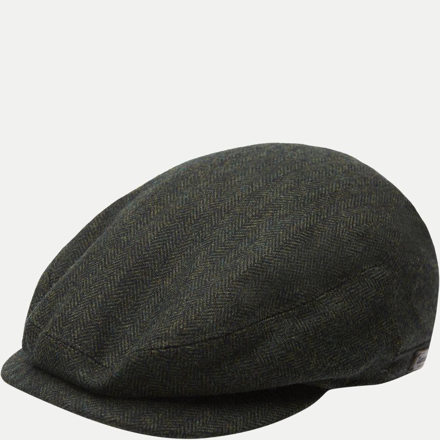 BARLOW FLATCAP - Barlow Flatcap - Caps - OLIVEN - 1