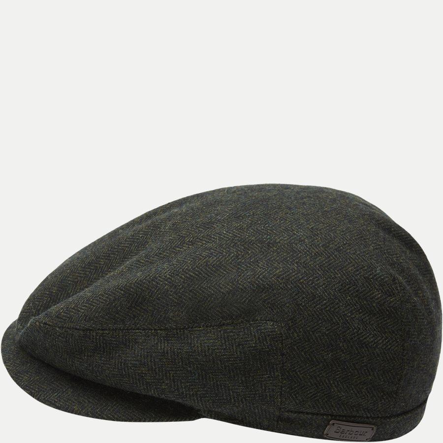 BARLOW FLATCAP - Barlow Flatcap - Caps - OLIVEN - 3