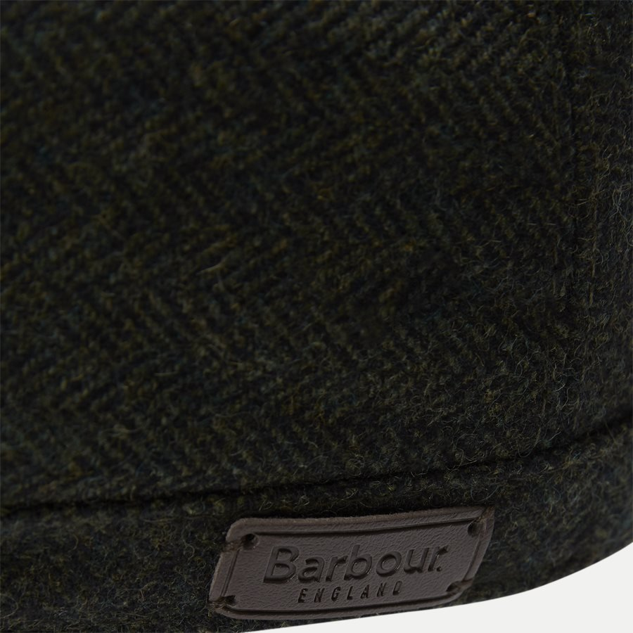 BARLOW FLATCAP - Barlow Flatcap - Caps - OLIVEN - 5
