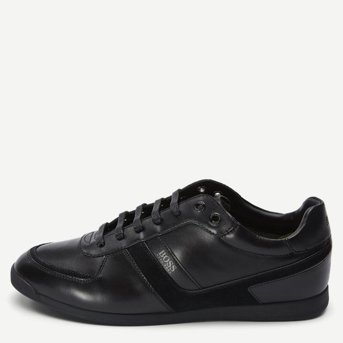Glaze_Lowp_LT Sneaker - Sko - Sort