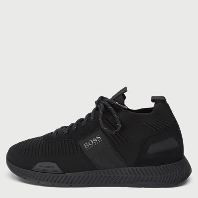 Titanium_Runn_Knst Sneaker Titanium_Runn_Knst Sneaker | Sort