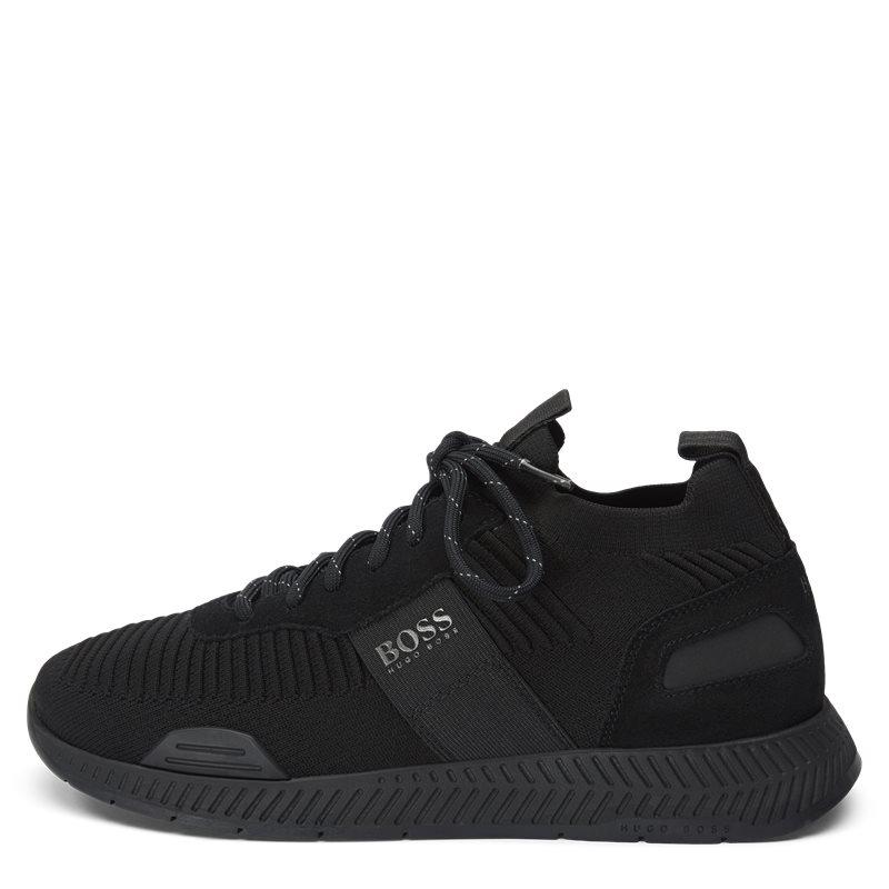 Boss Athleisure – Titanium_Runn_Knst Sneaker