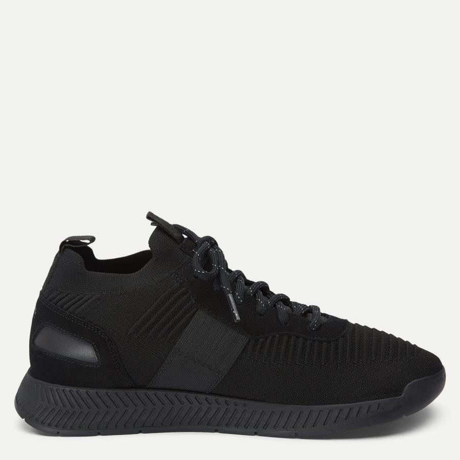 50414734 TITANIUM_RUNN - Titanium_Runn_Knst Sneaker - Sko - SORT - 2