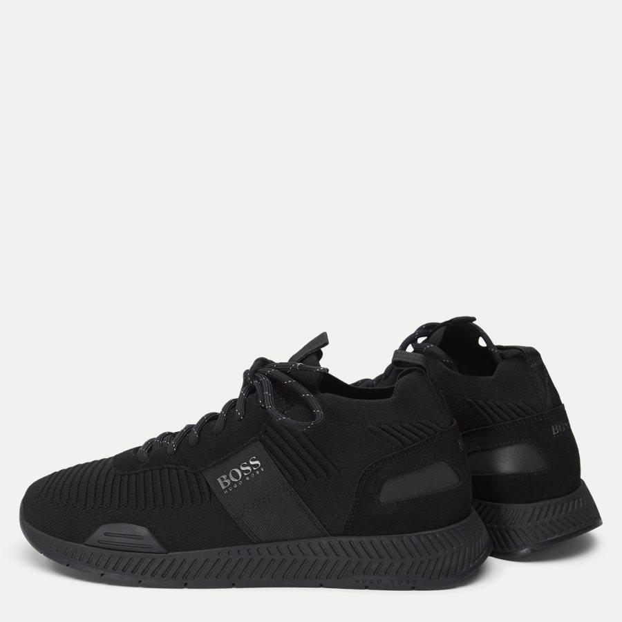 50414734 TITANIUM_RUNN - Titanium_Runn_Knst Sneaker - Sko - SORT - 3