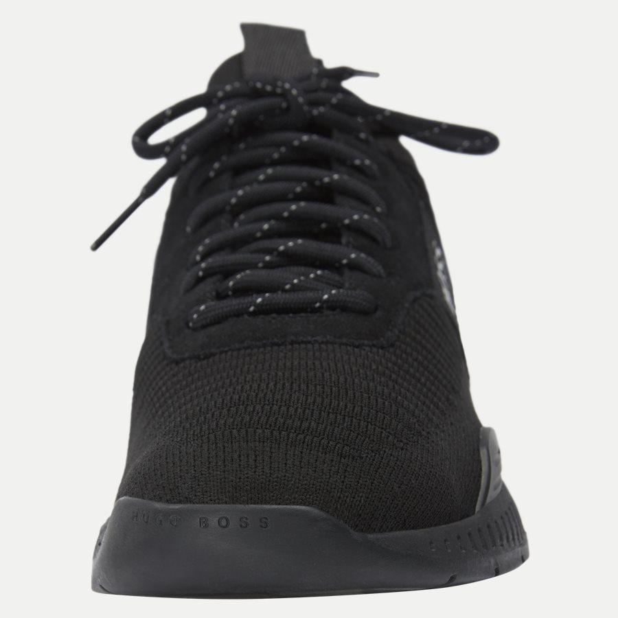 50414734 TITANIUM_RUNN - Titanium_Runn_Knst Sneaker - Sko - SORT - 6
