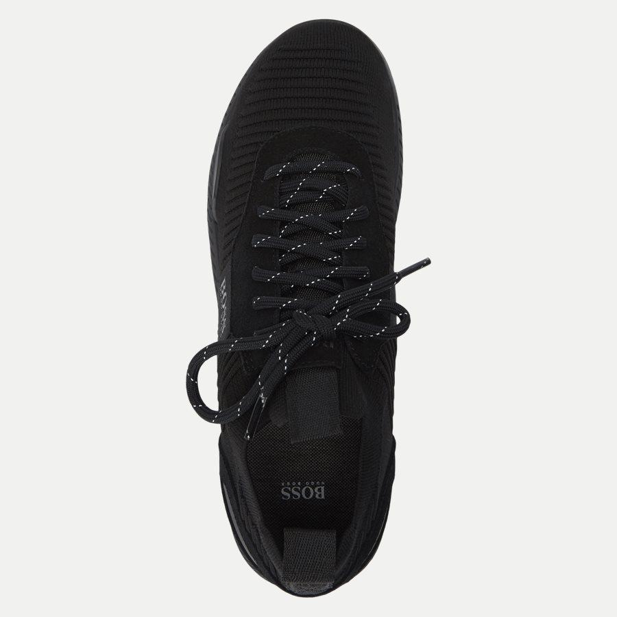 50414734 TITANIUM_RUNN - Titanium_Runn_Knst Sneaker - Sko - SORT - 8