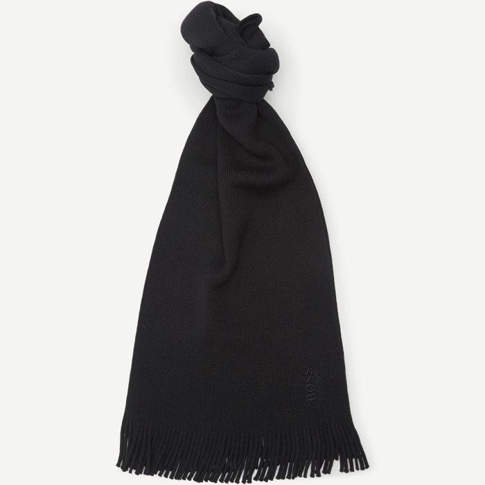 Scarves - Black