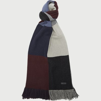 Bico Halstørklæde Bico Halstørklæde | Bordeaux