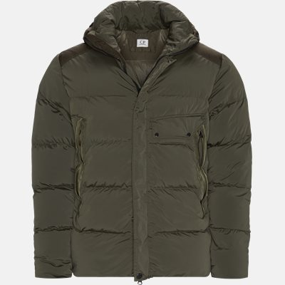 Nycra Goggle Puffer Jacket Regular | Nycra Goggle Puffer Jacket | Army