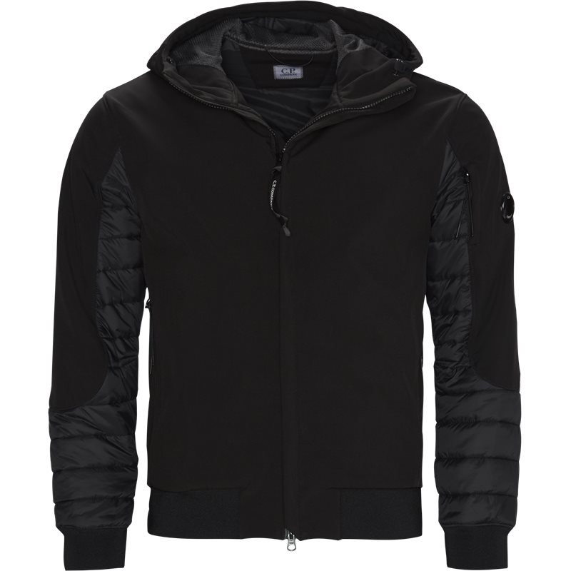 c.p. company – C.p. company regular fit uw020a 005242m jakker sort på axel.dk