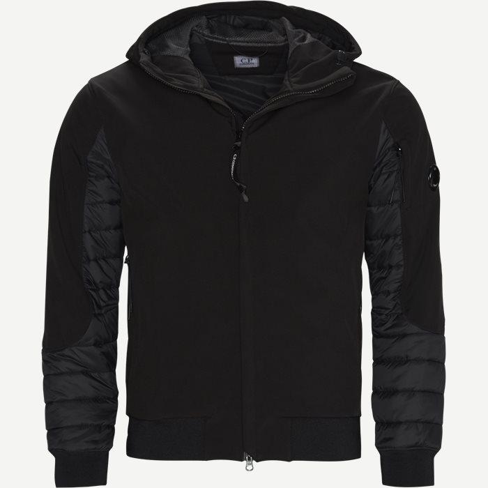 Short Jacket - Jakker - Regular - Sort