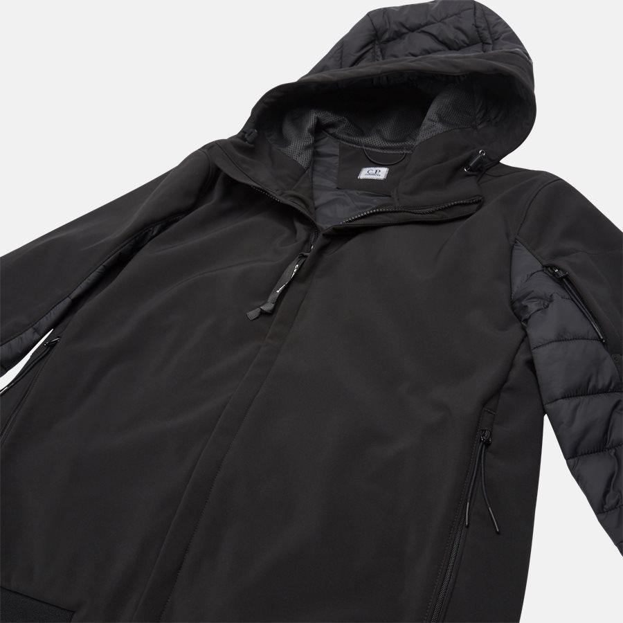 UW020A 005242M - Short Jacket - Jakker - Regular - SORT - 4