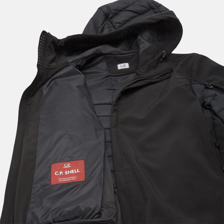 UW020A 005242M - Short Jacket - Jakker - Regular - SORT - 9