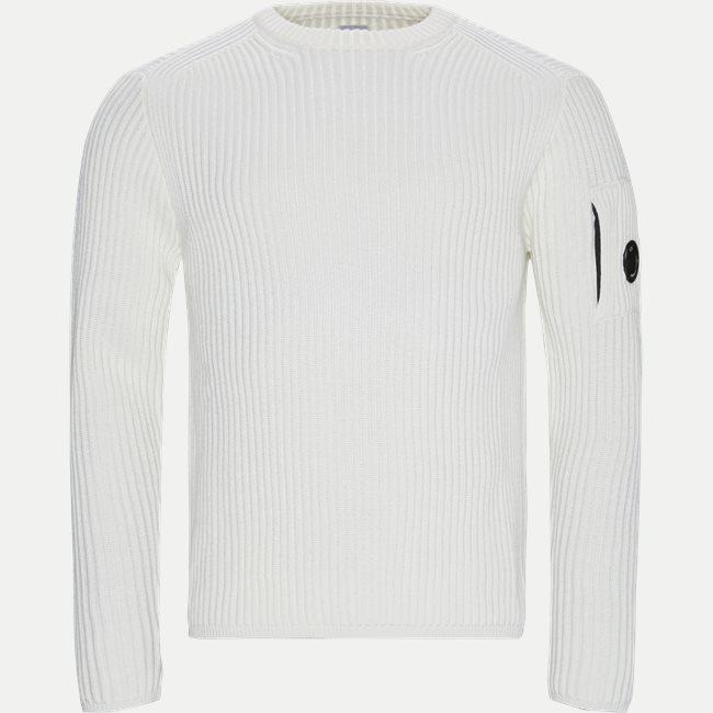 Crew Neck Merino Wool Sweater